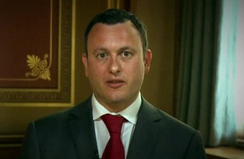UK Ambassador Matthew Gould 311 (photo credit: UK Embassy in Israel (YouTube))