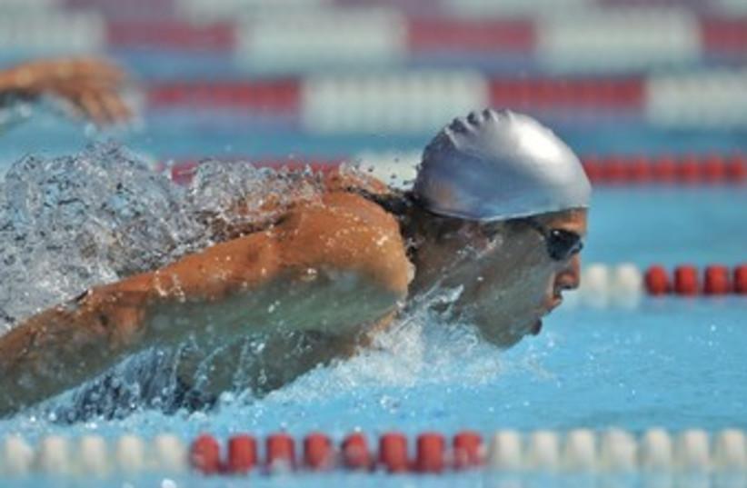 Swimming 370 (photo credit: Thinkstock)