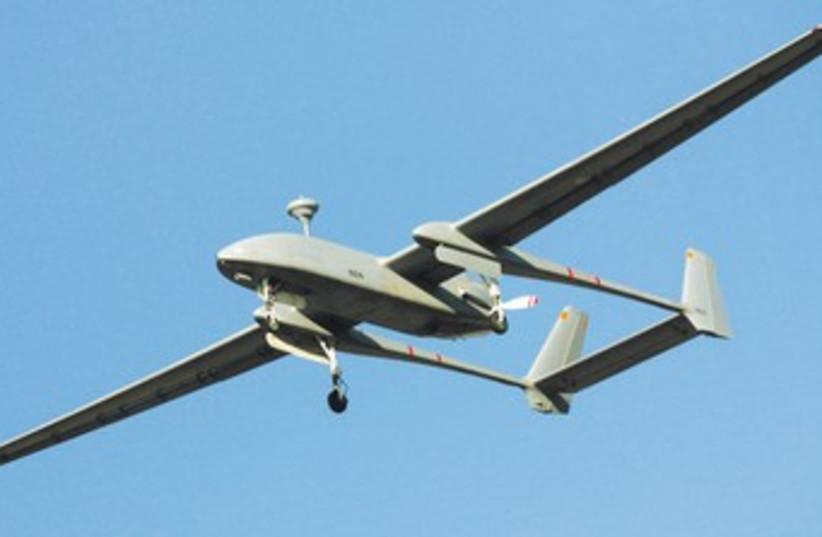 Heron-1 UAV_370 (photo credit: Reuters)