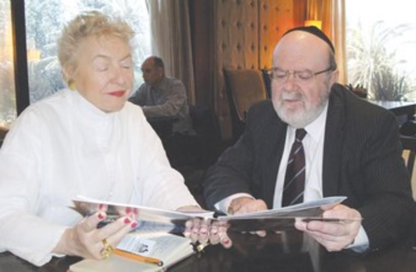 ICare4autism CEO Dr. Joshua Weinstein (photo credit: Edna Ramot/ICare4autism)