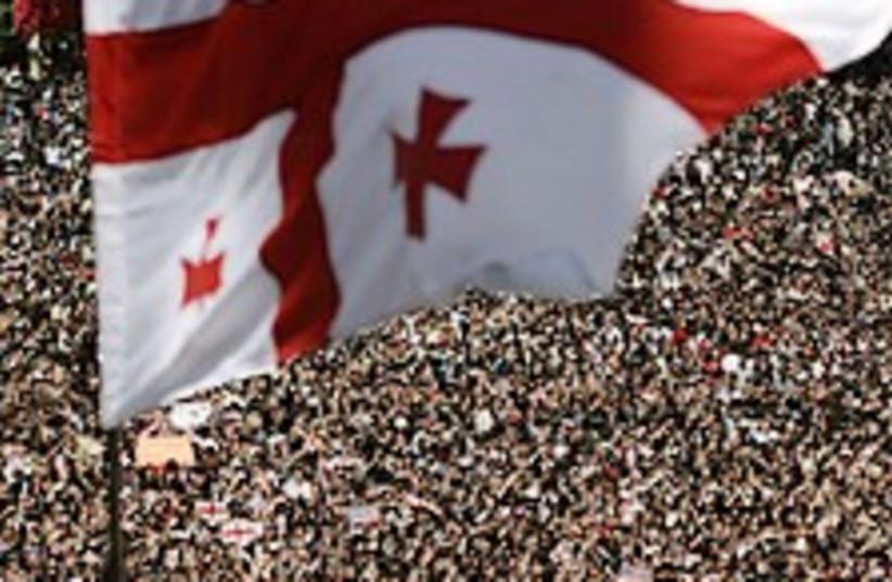 georgia crowd224.88 (photo credit: Courtesy)