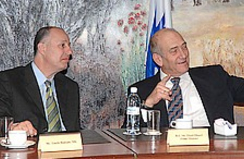 olmert content 224.88 (photo credit: GPO)