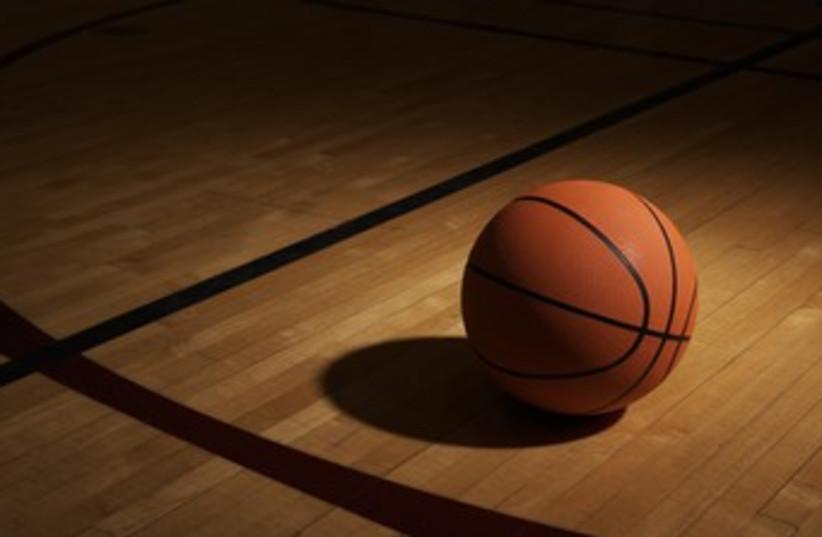 Basketball generic 370 (photo credit: Thinkstock/Imagebank)