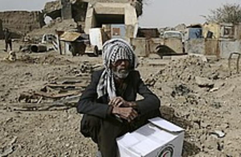 iraq homeless 224.88 (photo credit: AP)