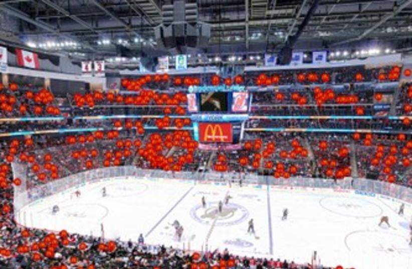 Image of  ice hockey match 370 (photo credit: Fanograph)