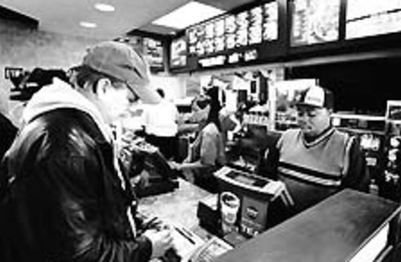 fast food 88 224 (photo credit: )
