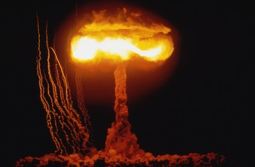 Islamic countries need nukes (photo credit: Thinkstock/Imagebank)