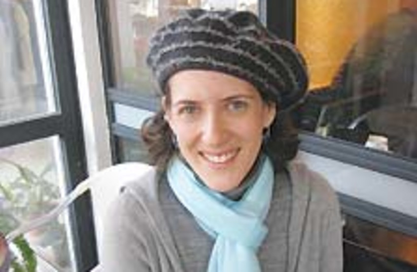 Sara Stein 88 224 (photo credit: Meredith Price Levitt)