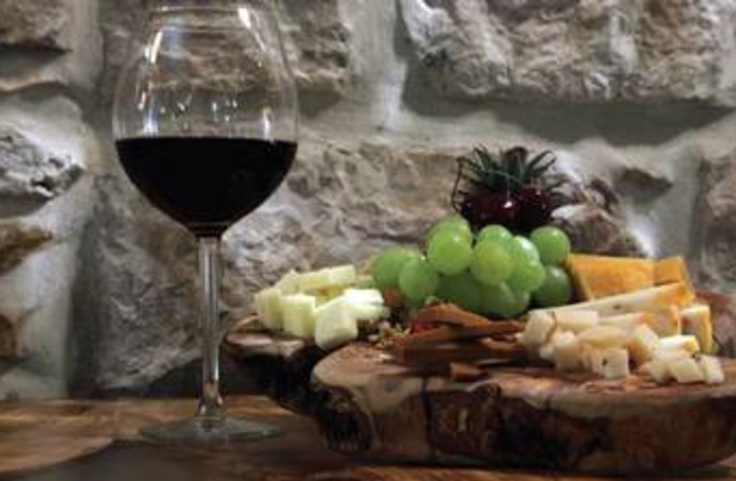Wine and Cheese 370 (photo credit: Marc Israel Sellem)