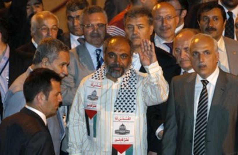 IHH President Bulent Yildirim 370 (photo credit: REUTERS)