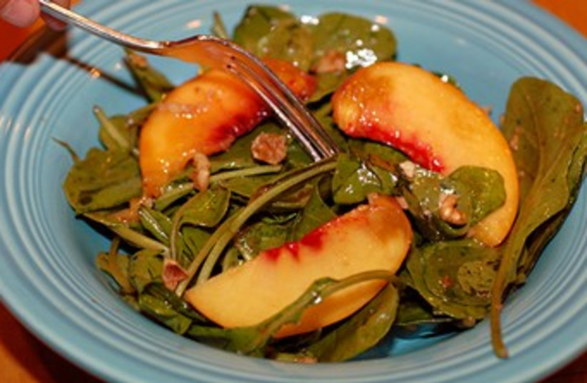 Arugala Salad 370 (photo credit: Courtesy)