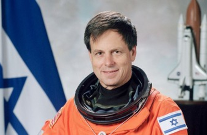 ASTRONAUT ILAN RAMON IN NASA PORTRAIT 370 (photo credit: REUTERS/NASA NASA)