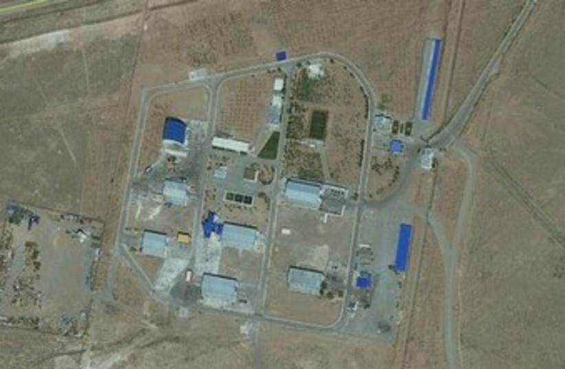Parchin sanitization satellite photos 370 (photo credit: REUTERS)