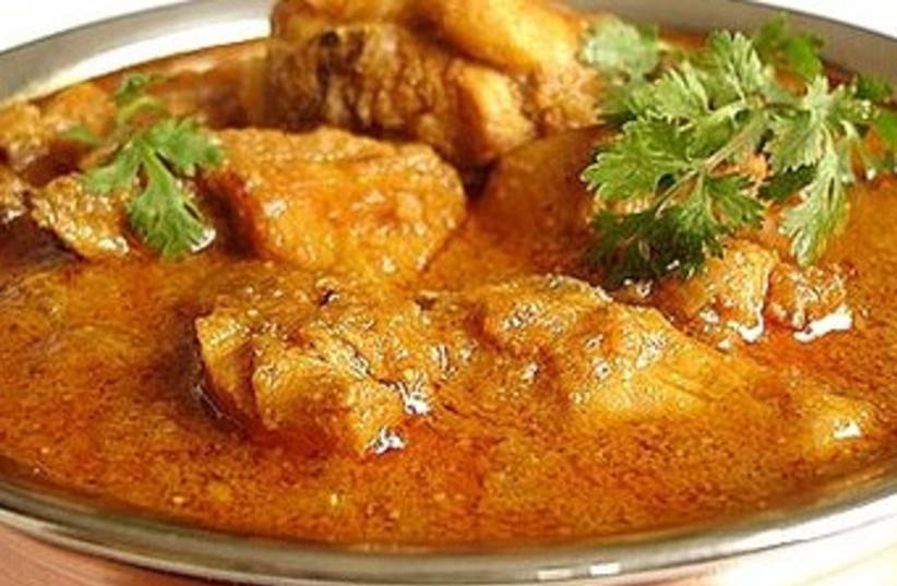 Curry Chicken (photo credit: Courtesy)