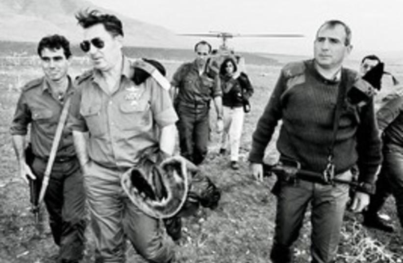 Dan Shomron archive 224 (photo credit: IDF)