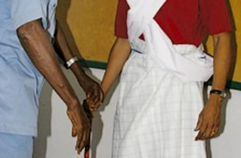 obama kenya (photo credit: AP)