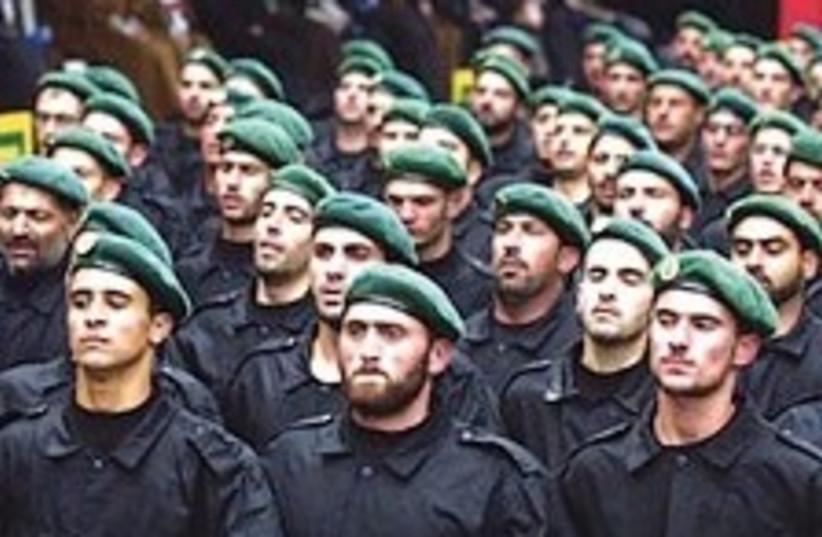 Hizbullah fighters 224.8 (photo credit: AP [file])