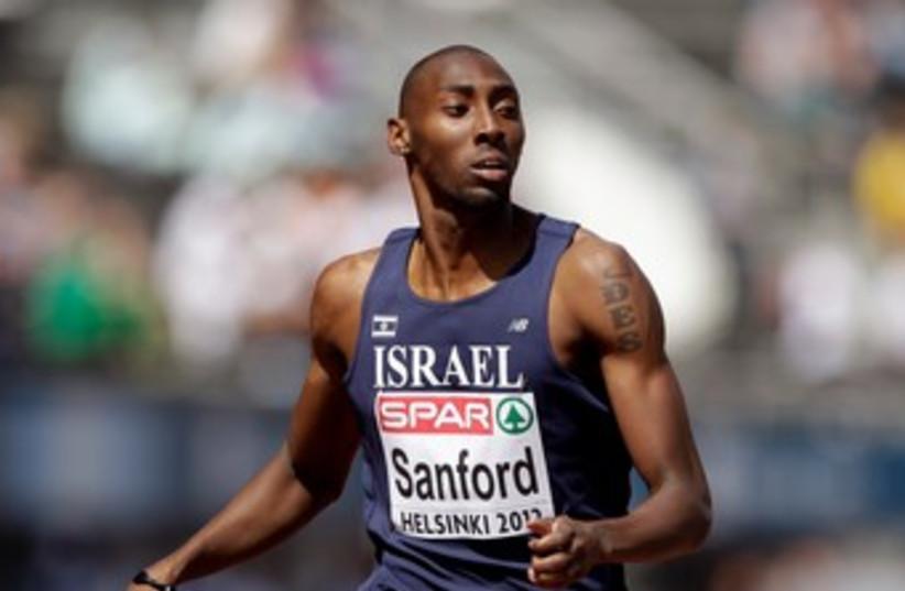 Donald Sanford 370 (R) (photo credit: REUTERS)