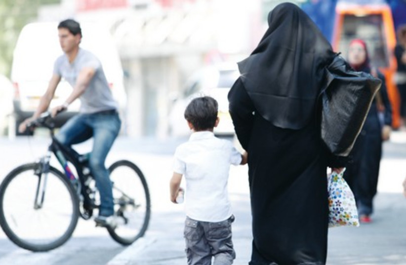 Arabs residents of Jerusalem 521 (photo credit: Marc Israel Sellem)