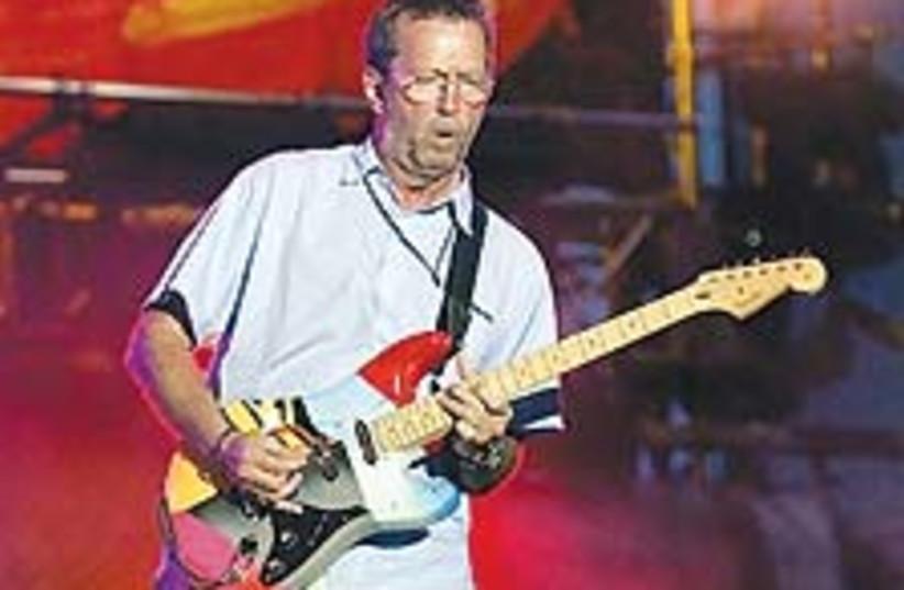 Eric Clapton 88 224 (photo credit: )