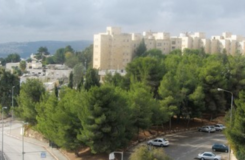 French Hill (photo credit: Rotem Danzig/Wikimedia Commons)