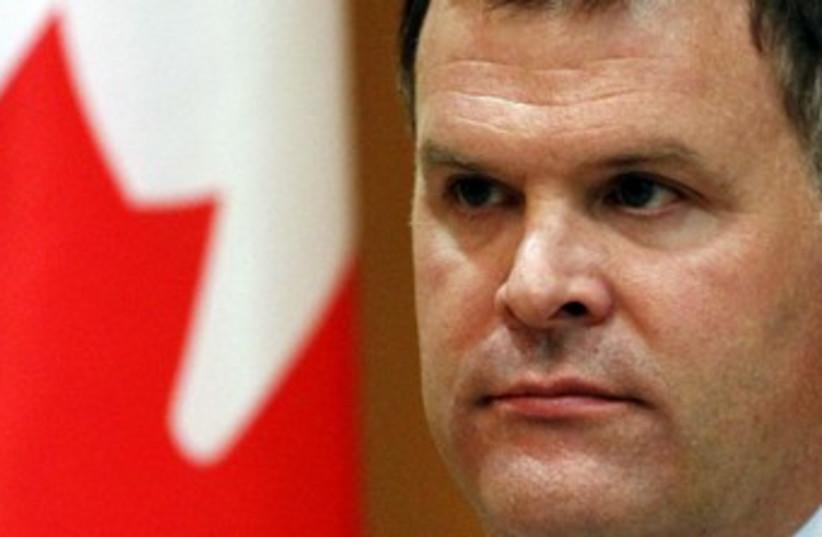 John Baird Canada (photo credit: REUTERS/Mohamed Abd El Ghany)