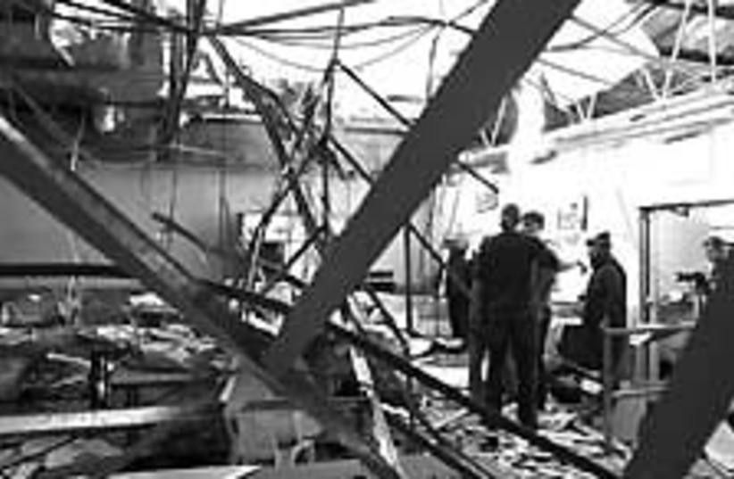 factory damage 88 224 (photo credit: )