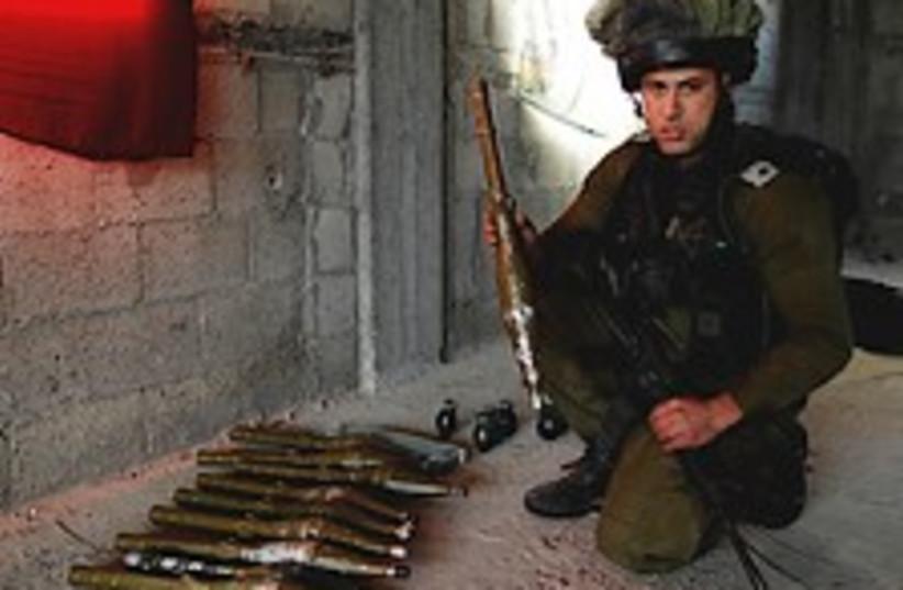 Gaza weapons 224.88 (photo credit: IDF [file])