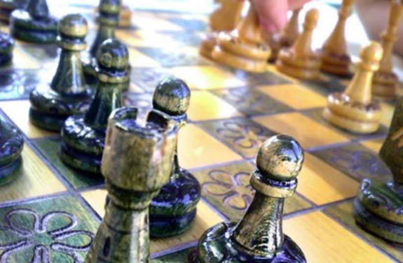 Chess (photo credit: Tom Langford)