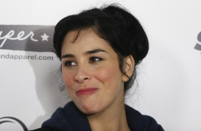 Sarah Silverman  (photo credit: Fred Prouser / Reuters)