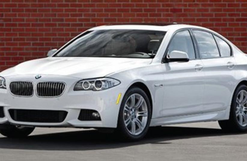 BMW (photo credit: Courtesy)