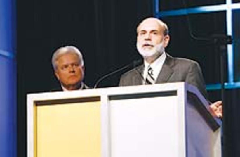Ben Bernanke 88 224 (photo credit: )