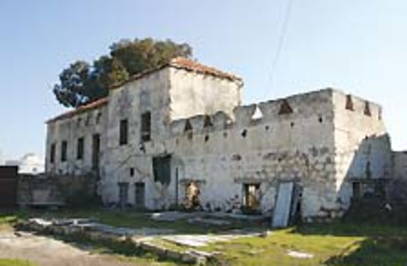 old TA building 88 224 (photo credit: Courtesy)
