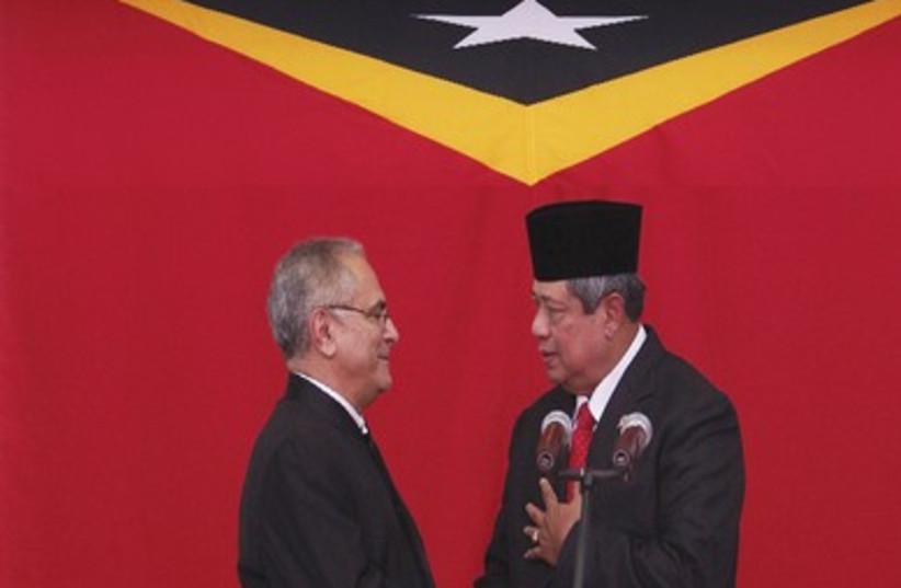 East Timor (370) (photo credit: Reuters)