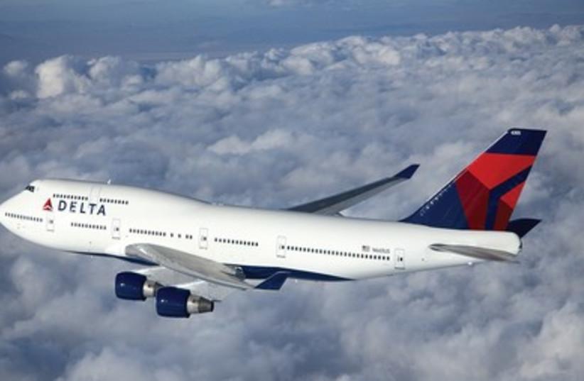 Flight (370) (photo credit: Courtesy Delta)