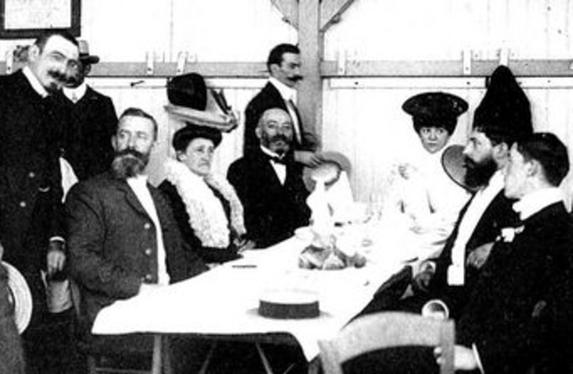 The first Esperanto Congress, Boulogne 1905 370 (photo credit: UEA Archives)
