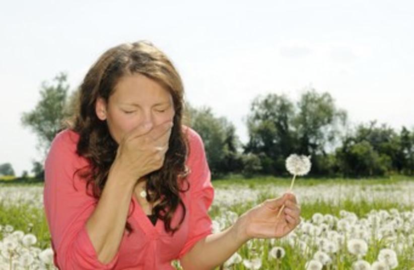 Allergies (370) (photo credit: Thinkstock/Imagebank)