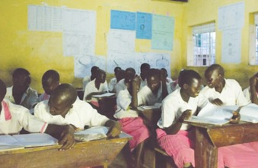 Lubuulo Primary School in eastern Uganda 370 (photo credit: Matthew Reber)