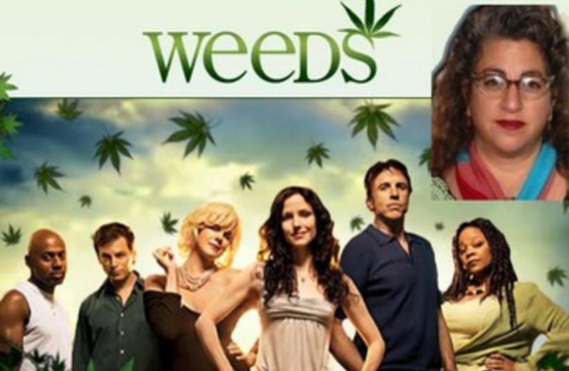 Weeds 370 (photo credit: Courtesy JTA)