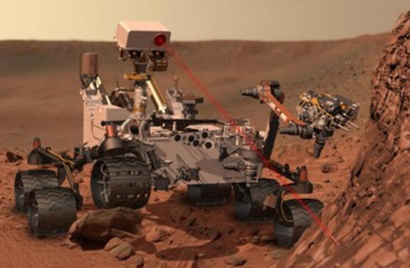 NASA rover 'Curiosity'