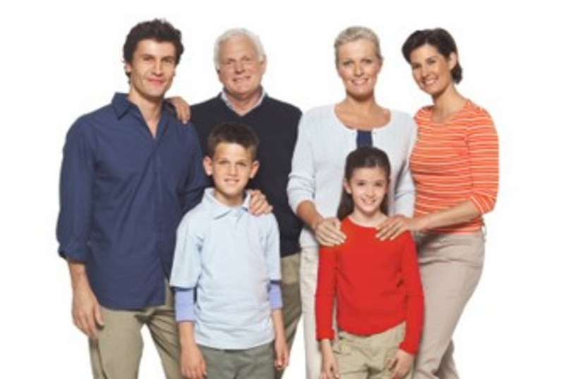 Family (photo credit: Thinkstock)