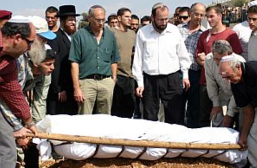 terror victim funeral298 (photo credit: Tova Lazaroff)