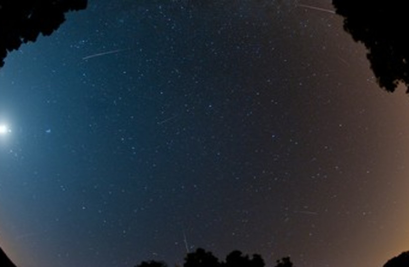 Meteor Shower (370) (photo credit: Itamar Hassan)