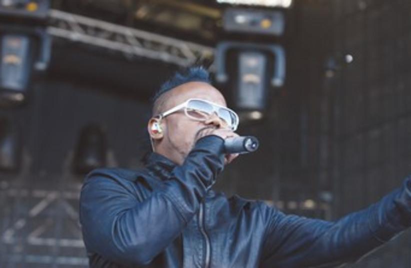 Black Eyed Peas (photo credit: DAVID BRINN)