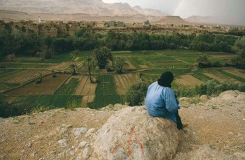 Berber (370) (photo credit: REUTERS)