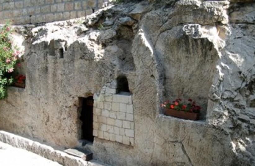Garden Tomb 370 (photo credit: Wayne Stiles)