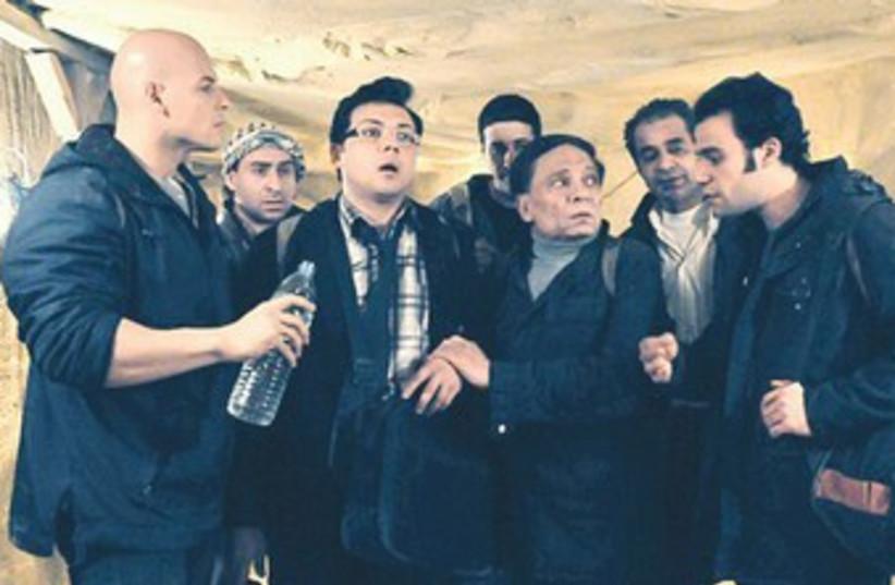 Scene from Egyptian TV (370) (photo credit: Screenshot)