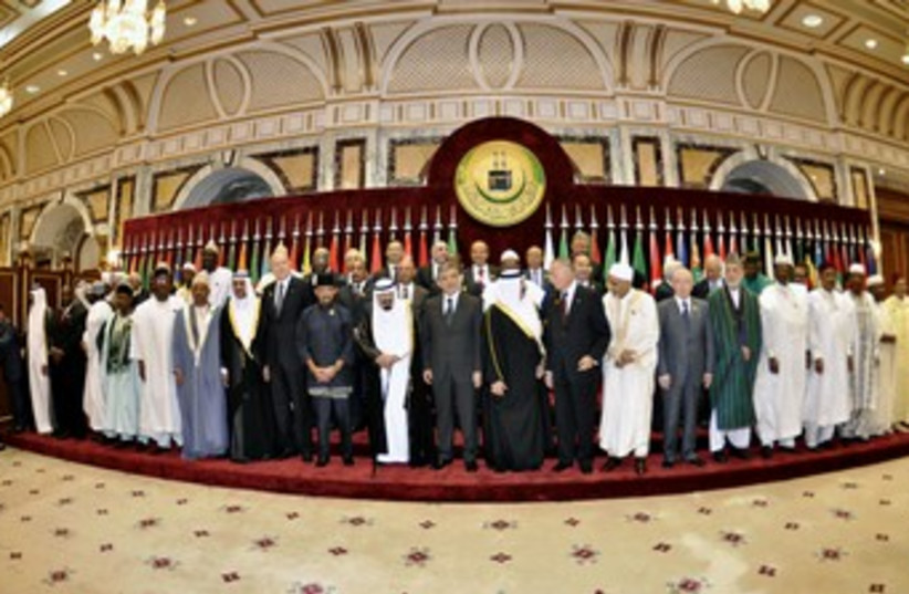 OIC Summit (R370) (photo credit: REUTERS/Stringer .)