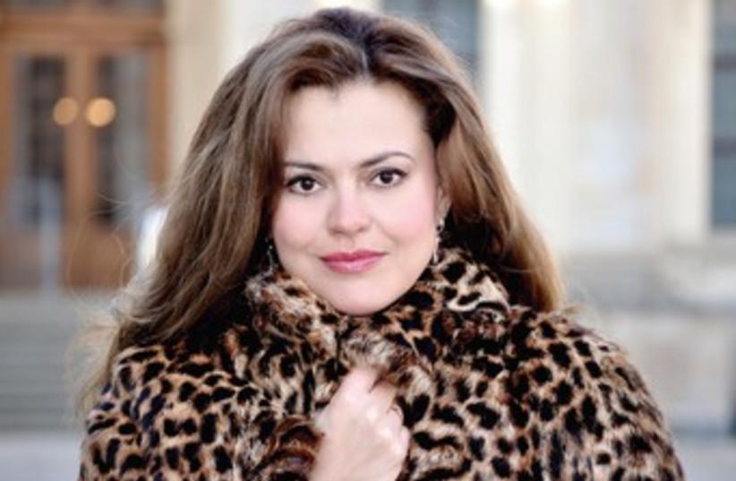 Elena Bashkirova (photo credit: Courtesy)