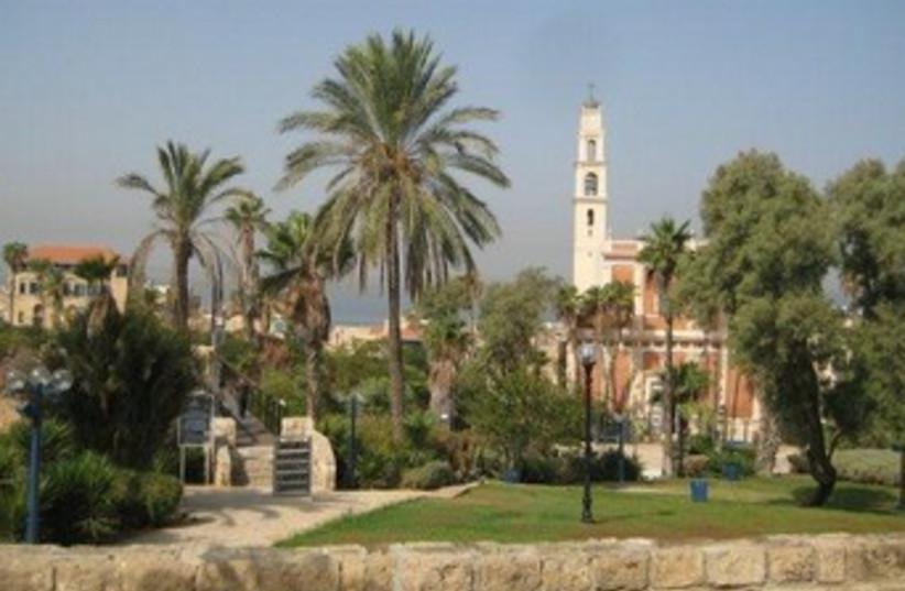 Jaffa (photo credit: Joe Yudin)